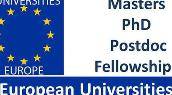 PhD, Postdoc Fellowships: European Universities